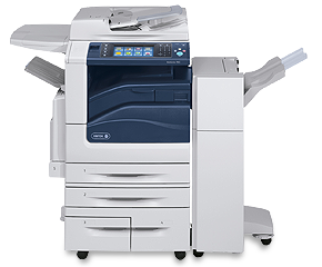 7830 color copier